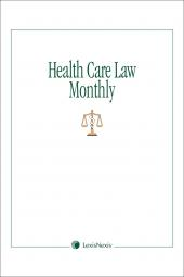 Health Care Law Monthly cover