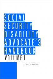 Social Security Disability Advocate's Handbook cover