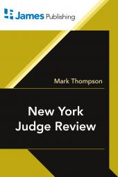 New York Judge Reviews and Court Directory cover