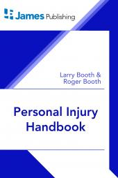 Personal Injury Handbook cover
