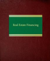Real Estate Financing cover