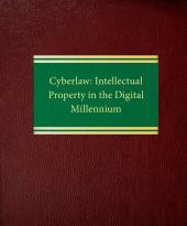 Cyberlaw: Intellectual Property in the Digital Millennium cover