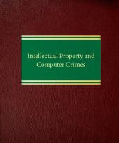 Intellectual Property and Computer Crimes cover