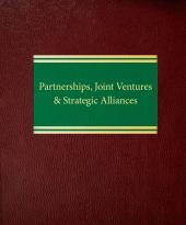 Partnerships, Joint Ventures & Strategic Alliances cover
