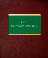 REITs: Mergers and Acquisitions cover