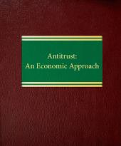 Antitrust: An Economic Approach cover