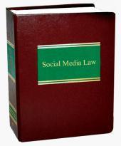 Social Media Law cover