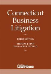 Connecticut Business Litigation cover