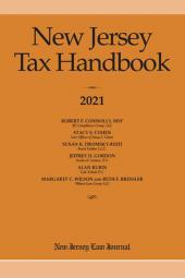 New Jersey Tax Handbook cover