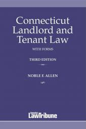 Connecticut Landlord and Tenant Law with Forms cover