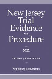 New Jersey Trial Evidence and Procedure cover