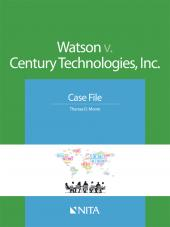 Watson v. Century Technology, Inc. cover