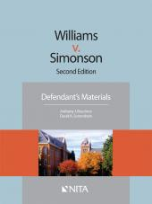 Williams v. Simonson Defendants Version cover