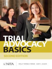 Trial Advocacy Basics cover