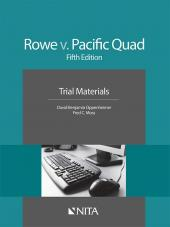 Rowe v. Pacific Quad, Inc. cover