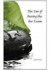 The Zen of Passing the Bar Exam cover
