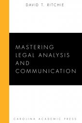 Mastering Legal Analysis and Communication cover