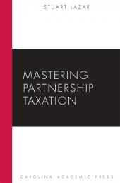 Mastering Partnership Taxation cover