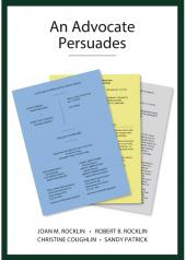 An Advocate Persuades cover