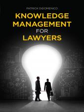Knowledge Management for Lawyers cover