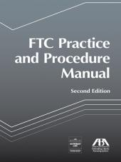 FTC Practice and Procedure Manual cover