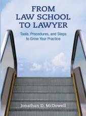 From Law School to Lawyer cover