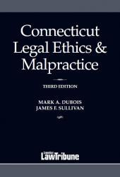 Connecticut Legal Ethics & Malpractice cover