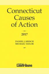 Encyclopedia of Connecticut Causes of Action cover