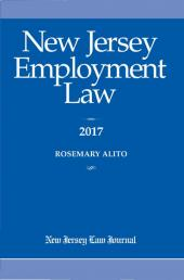 New Jersey Employment Law cover