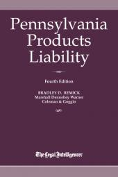 Pennsylvania Products Liability cover