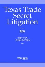 Texas Trade Secret Litigation cover