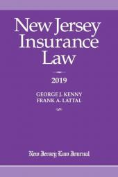 New Jersey Insurance Law cover