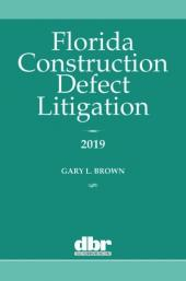 Florida Construction Defect Litigation cover
