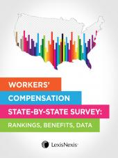Workers' Compensation State by State Survey: Rankings, Benefits, Data cover