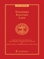 Tennessee Election Laws cover