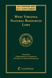 West Virginia Natural Resources Laws cover