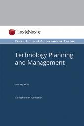 Technology Planning and Management, State and Local Government Series cover