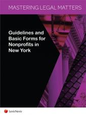 Mastering Legal Matters: Step-by-Step Accounting for Nonprofits in New York cover