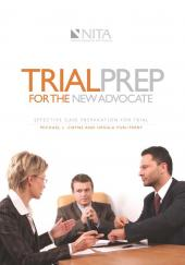 Trial Prep for the New Advocate cover