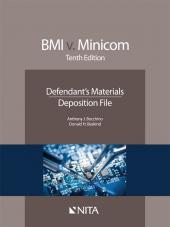 BMI v. Minicom Defendants Version cover