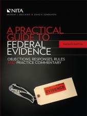 A Practical Guide to Federal Evidence cover