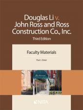 Doug Li v. John Ross and Ross Construction Co., Inc., Faculty Version cover