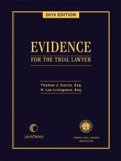 Virginia Evidence for the Trial Lawyer cover