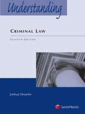 Understanding Criminal Law cover