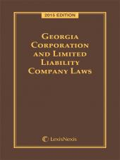 Georgia Corporation and Limited Liability Company Laws cover