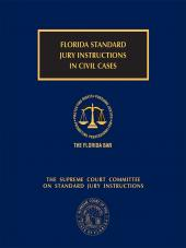 Florida Standard Jury Instructions in Civil Cases cover