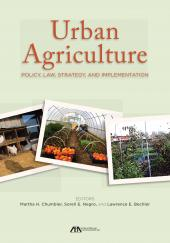 Urban Agriculture: Policy, Law, Strategy, and Implementation cover