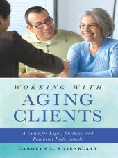 Working with Aging Clients cover