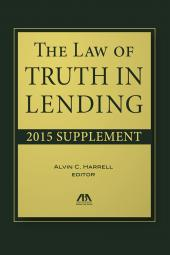 Law of Truth in Lending cover