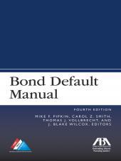 Bond Default Manual, Volumes I and II cover